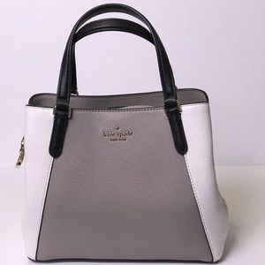 Kate Spade Jackson Med Triple Compartment satchel
